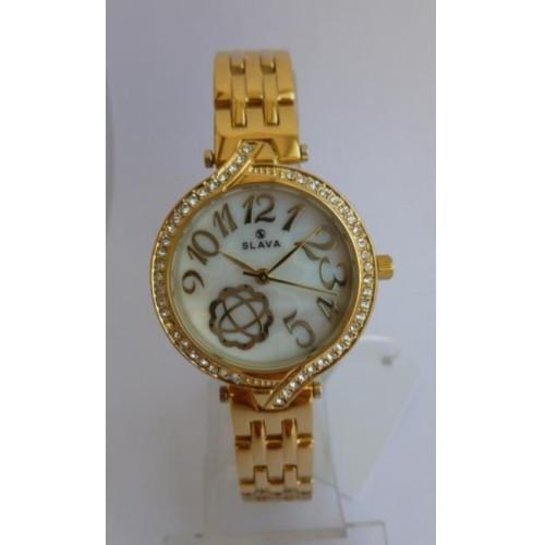 Часы Slava SL10140GWG