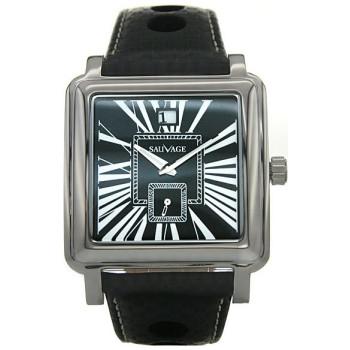 Часы Sauvage SA-SV02190S Black