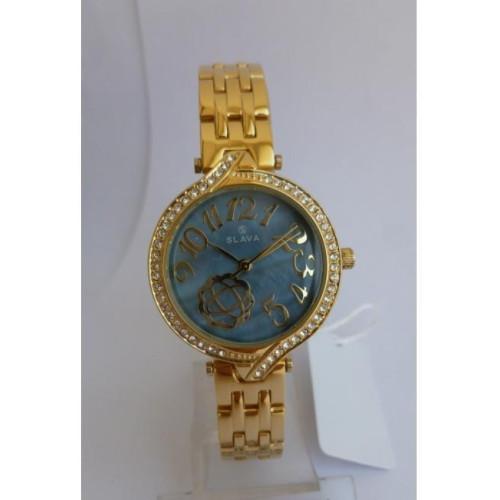 Часы Slava SL10140GBLG