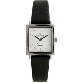 Часы Romanson DL2133SLWH WH