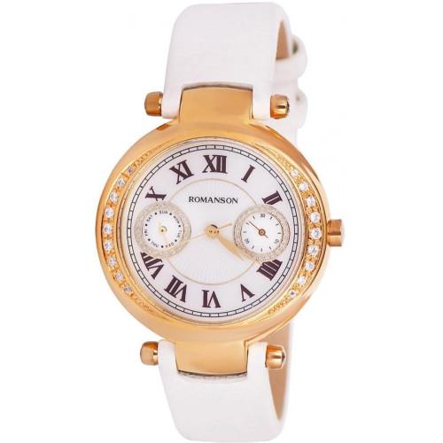Часы Romanson RL6A18QLGD WH