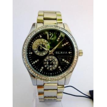 Часы Slava SL10003SBSF