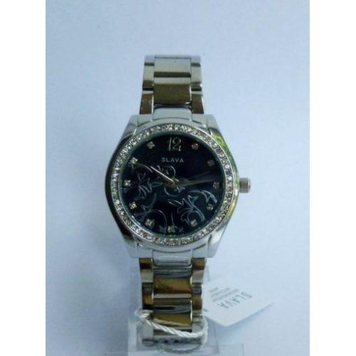 Часы Slava SL10062SBS