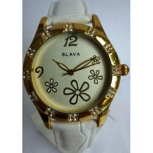 Часы Slava SL10079WGWGF