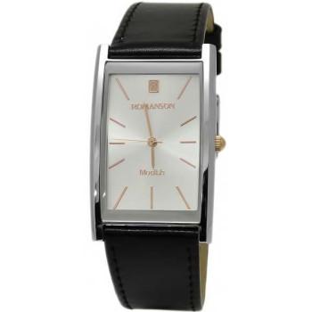 Часы Romanson DL2158CLR2T WHITE