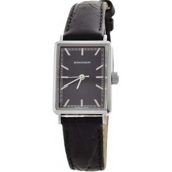 Часы Romanson DL5163LWH BK