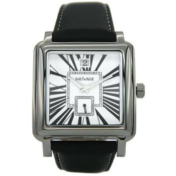 Часы Sauvage SA-SV02190S White