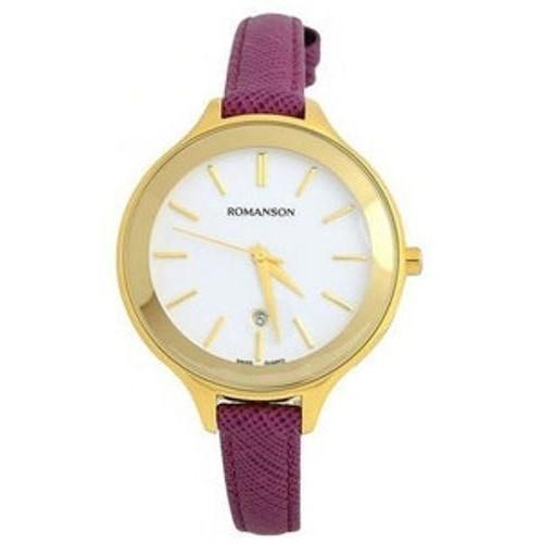 Часы Romanson RL4208LG WH
