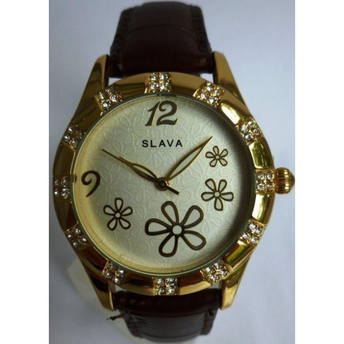Часы Slava SL10079BGWGF